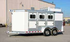 Elite Cargo trailers for sale